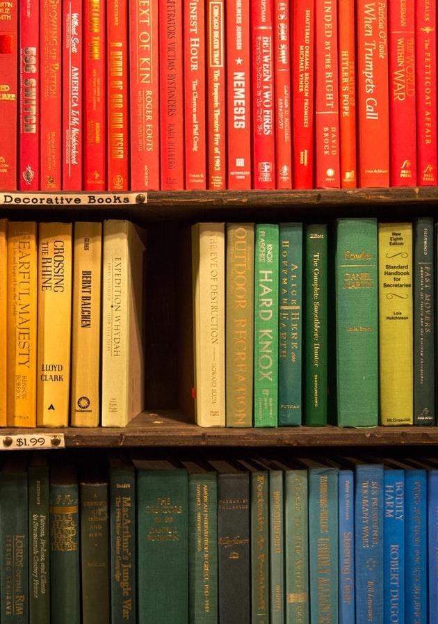 Rainbow Books 2